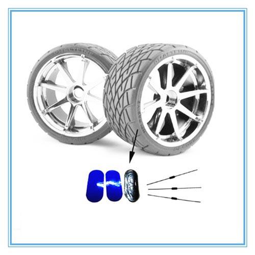 UHF car Tire tag