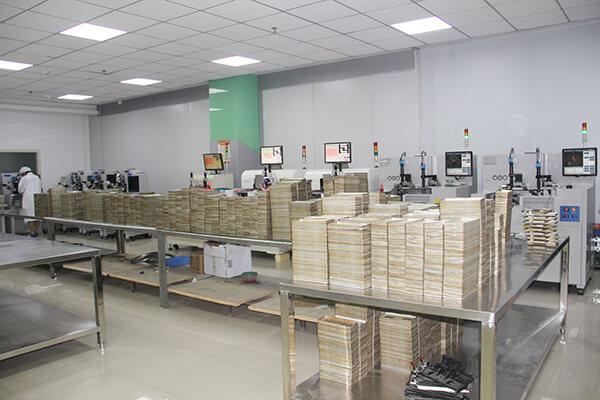 Picking RFID chip workshop