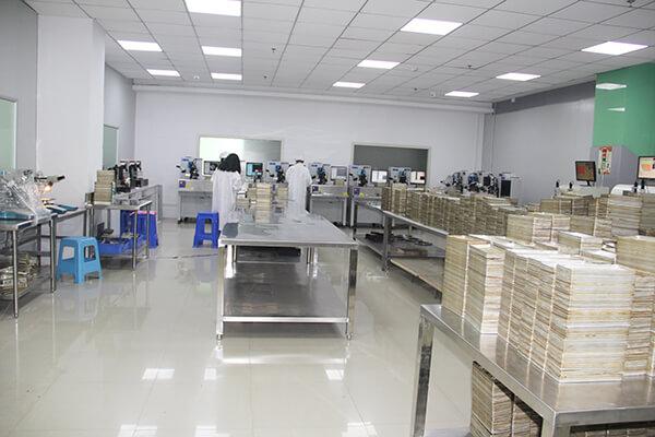 RFID chip qualify workshop