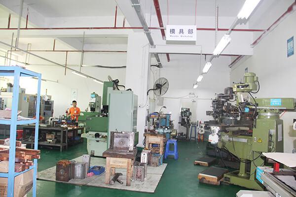 moulds workshop