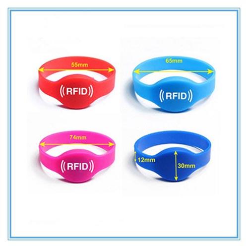 125khz rfid wristband