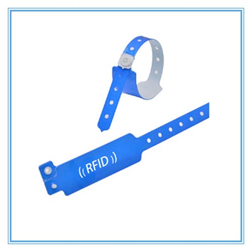 Disposable UHF Wristband