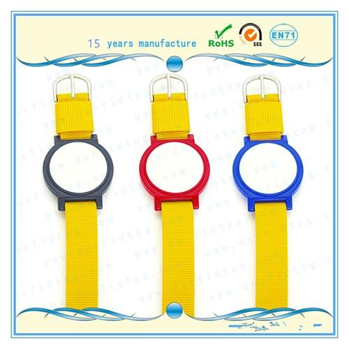 RFID bracelets for events