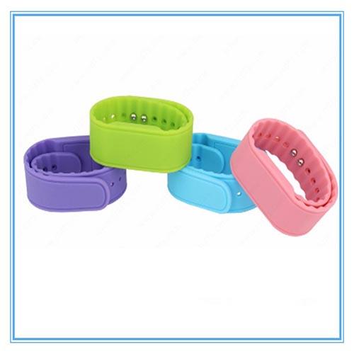 ntag213 silicone rfid wristband