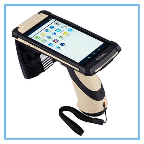 RFID handheld reader writer