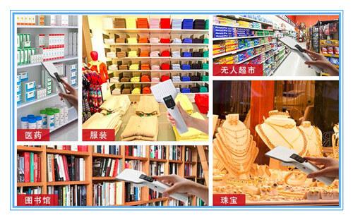 RFID retail solutions