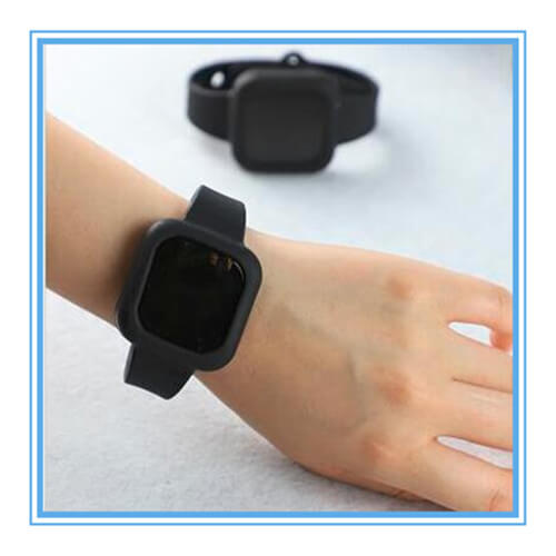 wearable rfid wristband reader