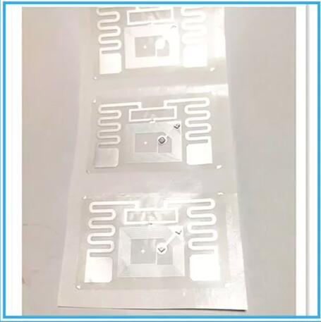 DUAL FREQUENCY RFID WET INLAY TAG EM4423