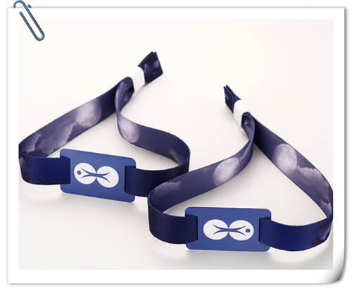 NFC wristband for events